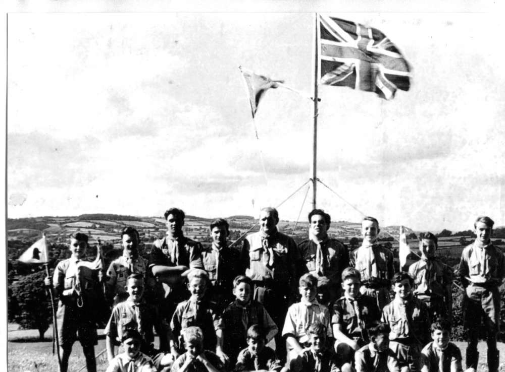 Scouts - Ist Harpenden (date unknown)